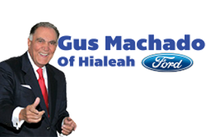 Gus Machado Ford Kendall >> Gus Machado Ford Of Hialeah Miami South Florida Ford