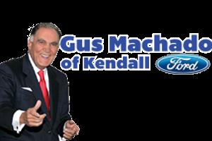 Gus Machado Ford Kendall