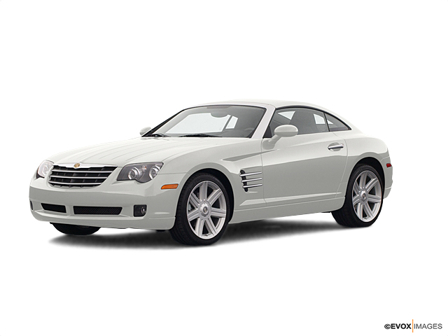2006 Chrysler Crossfire LIMITED 2D Coupe Conyers GA