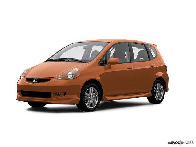 2007 Honda Fit SPORT Sedan Wilmington NC