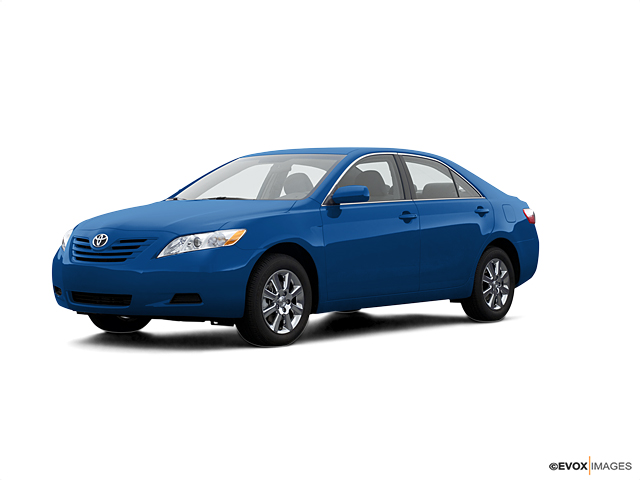 2007 Toyota Camry 4DR SDN I4 (NATL) 4dr Car