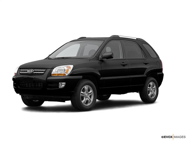 2007 Kia Sportage EX SUV Wilmington NC