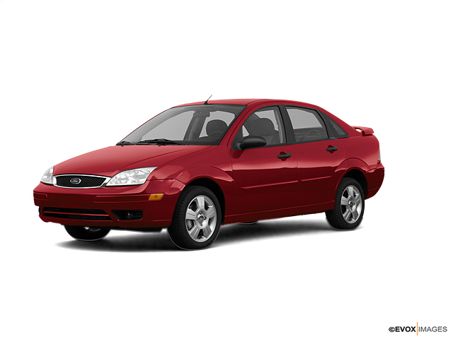 2007 Ford Focus Greensboro NC