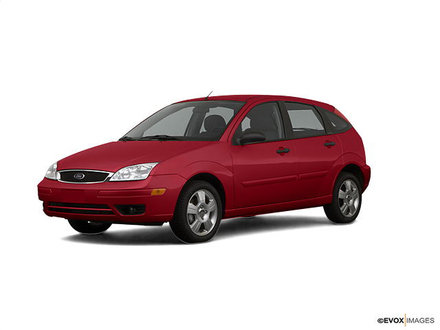 2007 Ford Focus SE Raleigh NC