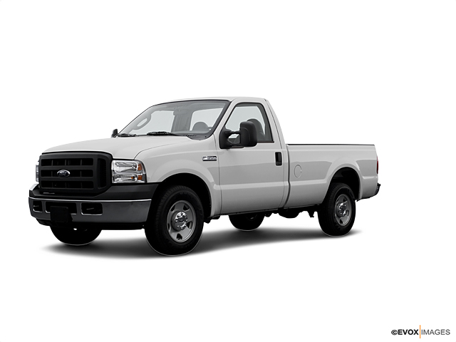 2007 Ford F-350 Super Duty  Crew Cab 4X4 Raleigh NC