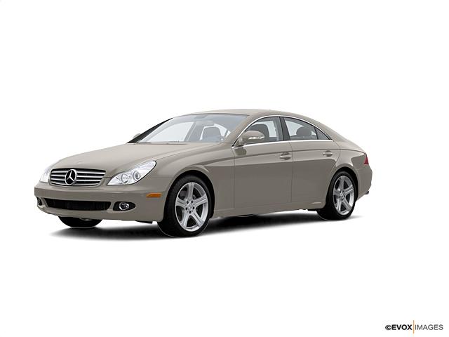 2007 Mercedes-Benz CLS-Class 5.5L 4dr Car Cary NC