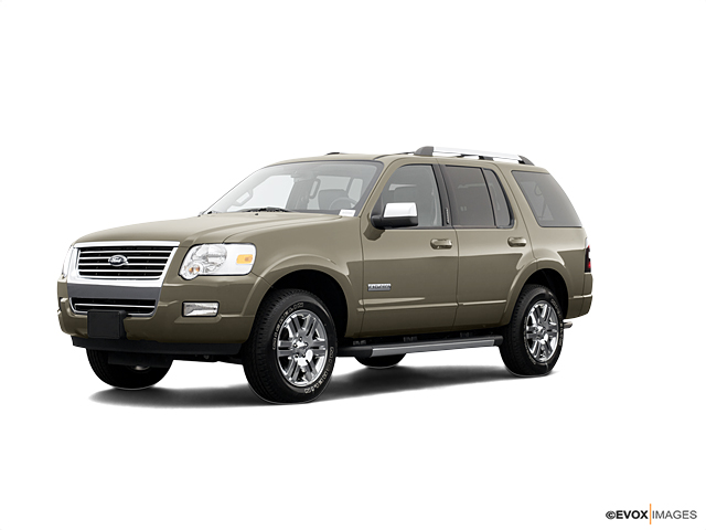 2007 Ford Explorer LIMITED Cary NC