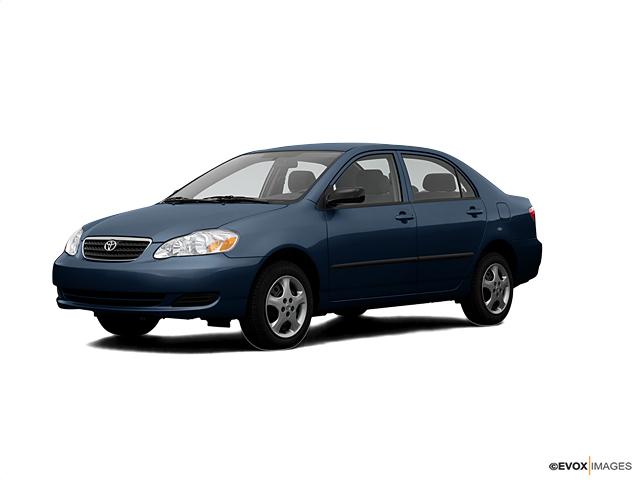 2007 Toyota Corolla Conyers GA