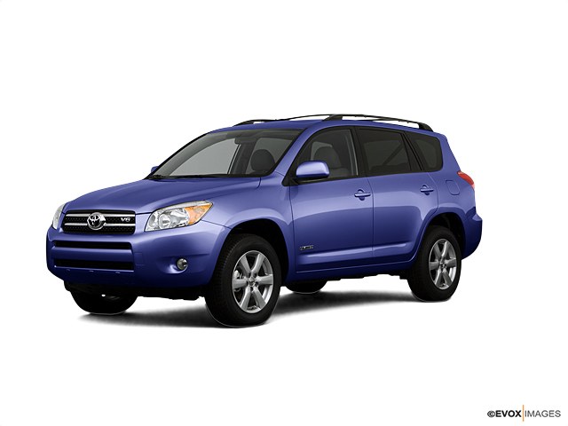 2007 Toyota RAV4 LIMITED Sport Utility Fort Worth TX