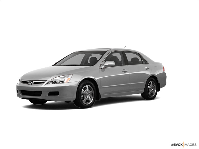 2007 Honda Accord HYBRID Rocky Mt NC