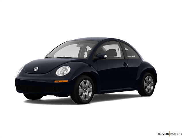 2007 Volkswagen New Beetle Coupe 2DR MANUAL PZEV 2dr Car