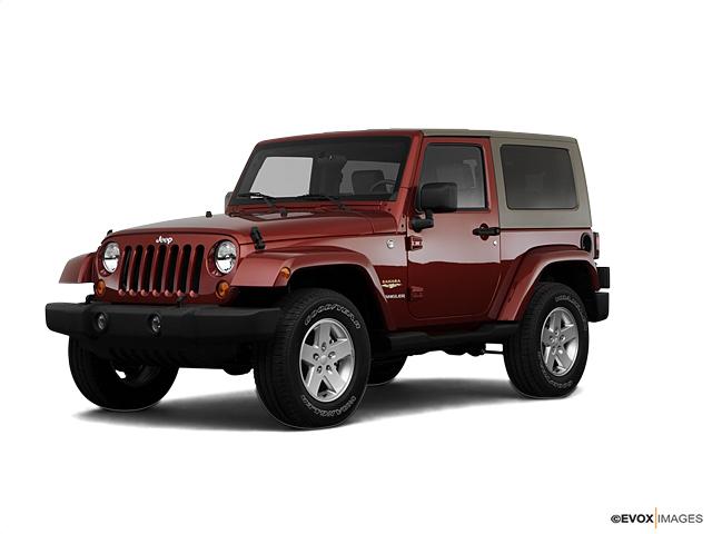 2007 Jeep Wrangler SAHARA Sport Utility Charlottesville VA