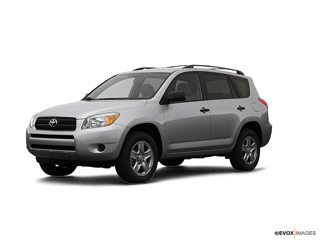 2007 Toyota RAV4 BASE 4dr SUV 4WD I4 Green Brook NJ