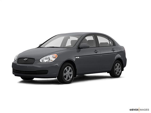 2007 Hyundai Accent GLS Apex NC