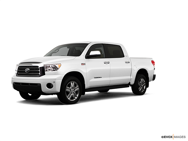 2007 Toyota Tundra LIMITED 4D CrewMax Raleigh NC