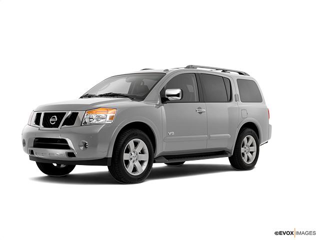 2008 Nissan Armada SE 4x2 SE FFV 4dr SUV Red Bank NJ