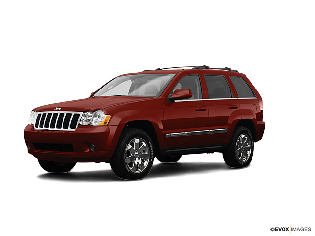 2008 Jeep Grand Cherokee 4WD 4DR LIMITED  NC