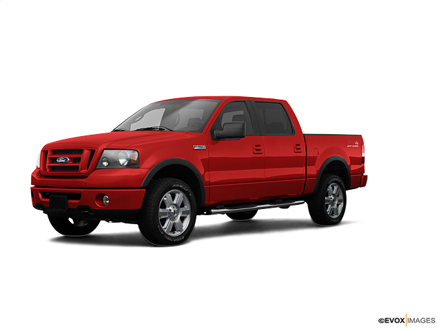 "2008 Ford F-150 4WD SUPERCREW 139"" LARIAT Clinton NC"