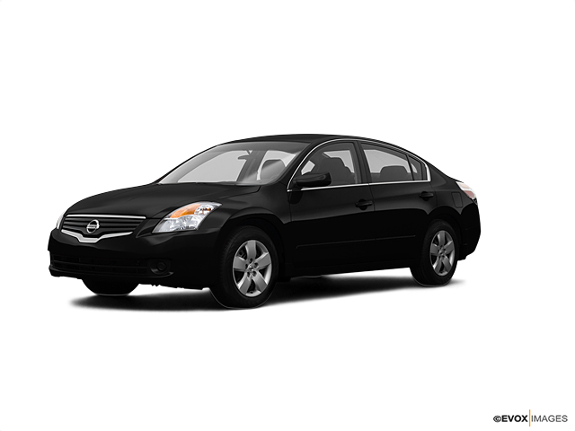 2008 Nissan Altima  Sedan Meridian MS