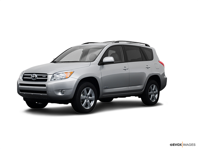 2008 Toyota RAV4 LIMITED 4x4 Limited 4dr SUV V6 Green Brook NJ