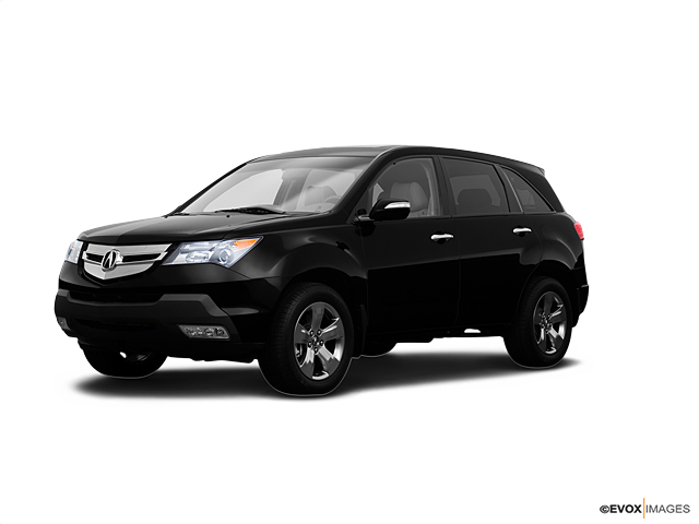 2008 Acura MDX TECH/PWR TAIL GATE SUV Apex NC