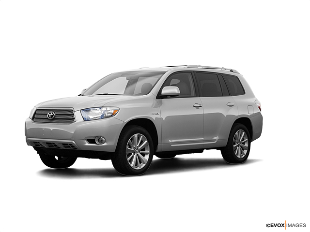 2008 Toyota Highlander Hybrid LIMITED SUV North Charleston SC