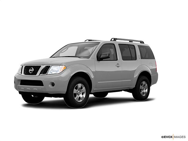 2008 Nissan Pathfinder Durham NC