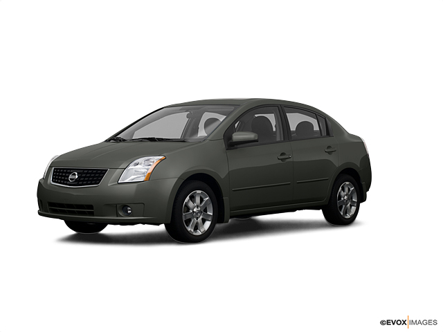 2008 Nissan Sentra 2.0 S 2.0 S 4dr Sedan CVT Springfield NJ