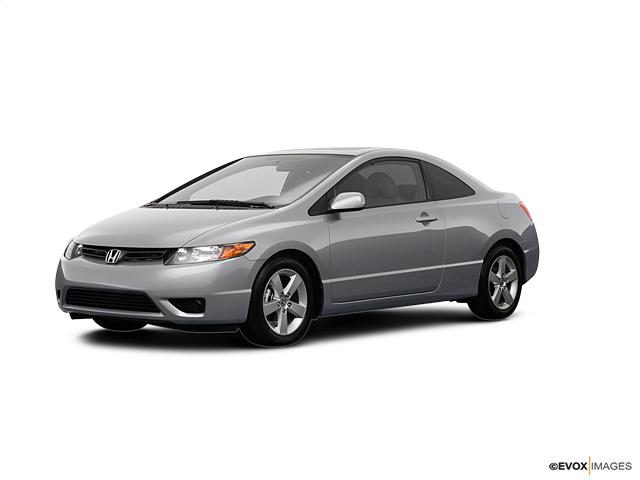 2008 Honda Civic EX-L Coupe Apex NC