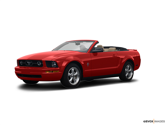 2008 Ford Mustang  Coupe Greensboro NC