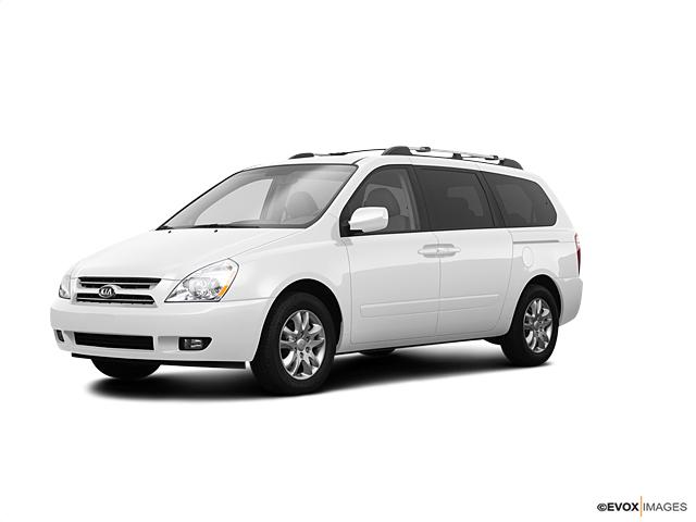 2008 Kia Sedona LX Minivan Apex NC