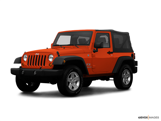 2009 Jeep Wrangler 4WD 2DR X  NC