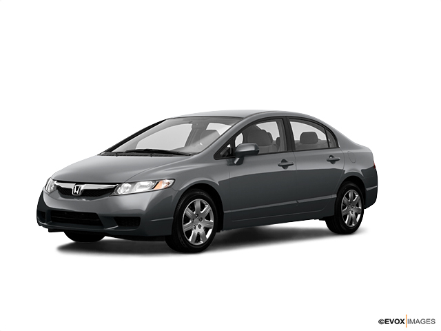 2009 Honda Civic LX Coupe Merriam KS