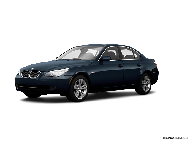 2009 BMW 5 Series 528I 4dr Car