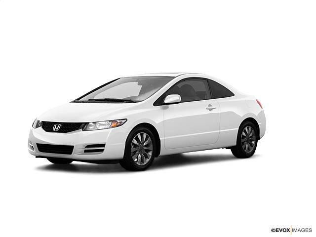 2009 Honda Civic EX-L Coupe Apex NC