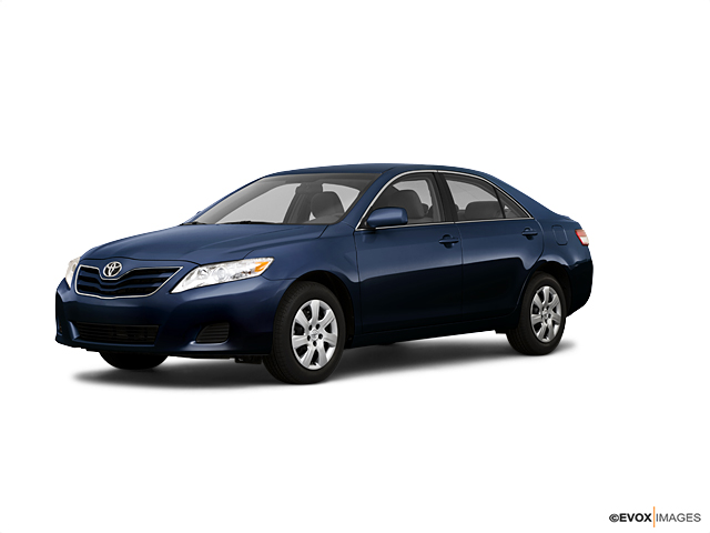 2010 Toyota Camry 4DR SDN I4 AUTO LE