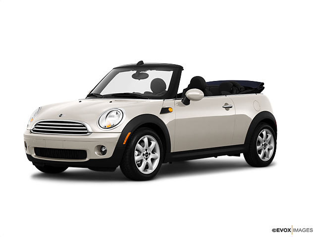 2010 MINI Cooper Hardtop  Hatchback Apex NC