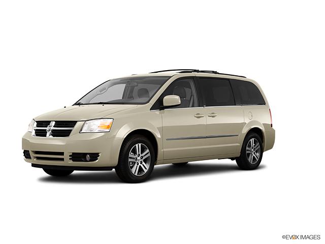 2010 Dodge Grand Caravan SXT SXT 4dr Mini-Van Meridian MS