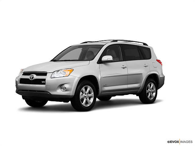 2010 Toyota RAV4 LIMITED 4x4 Limited 4dr SUV Green Brook NJ