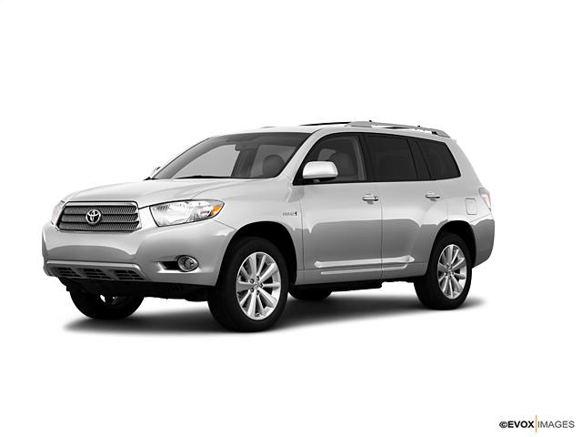 2010 Toyota Highlander HYBRID LIMITED Hillsborough NC