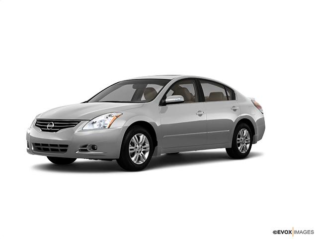 2010 Nissan Altima 4DR SDN I4 CVT 2.5 S  NC
