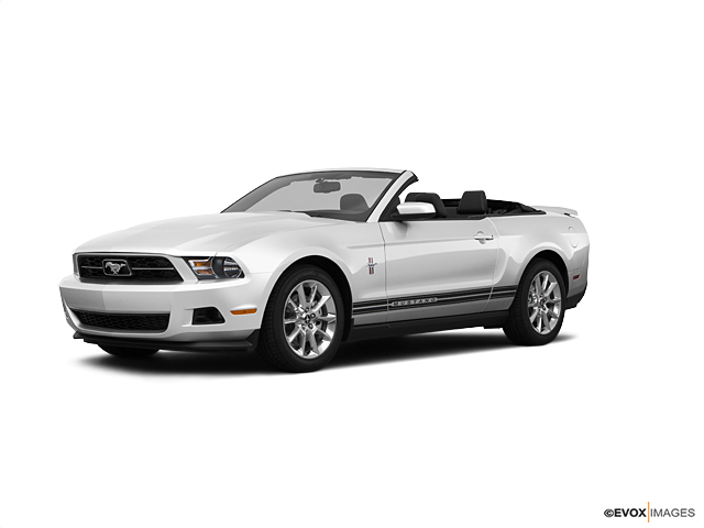 2011 Ford Mustang V6 2dr Car