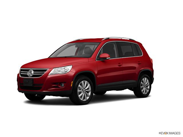2011 Volkswagen Tiguan SE W/SUNROOF & NAVI Wilmington NC
