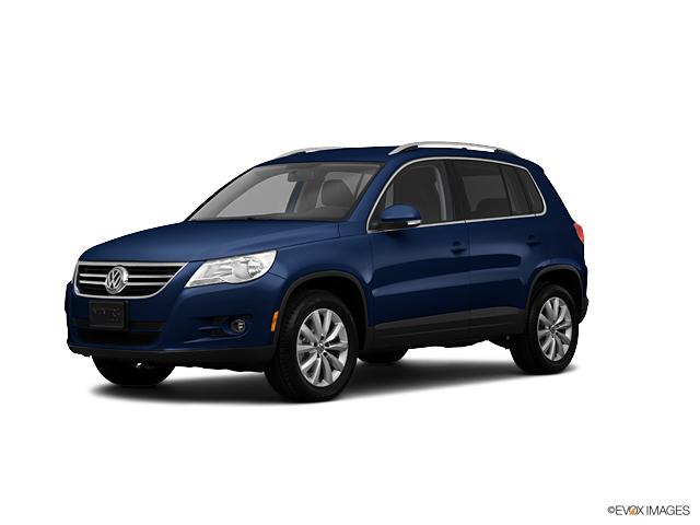 2011 Volkswagen Tiguan SE SUV Fayetteville NC
