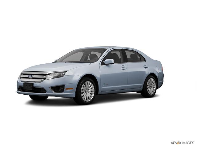 2011 Ford Fusion Hybrid BASE Manassas VA