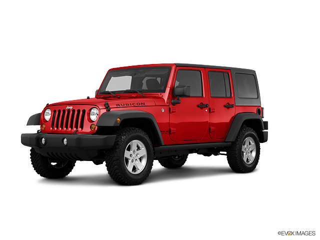 2011 Jeep Wrangler Unlimited RUBICON Convertible Wilmington NC
