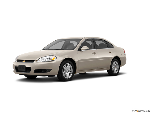 2011 Chevrolet Impala LT RETAIL Sedan Apex NC