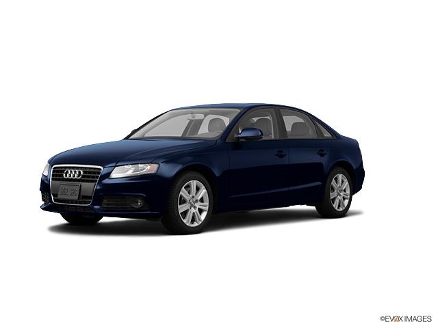 2011 Audi A4 2.0T PREMIUM PLUS Sedan Wilmington NC