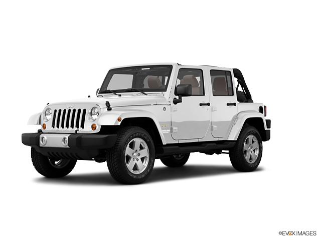 2011 Jeep Wrangler UNLIMITED SAHARA Conyers GA