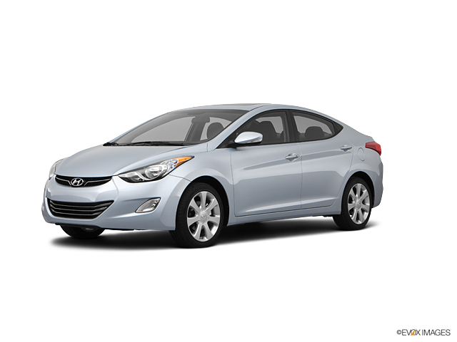 2011 Hyundai Elantra LTD 4dr Car Greensboro NC